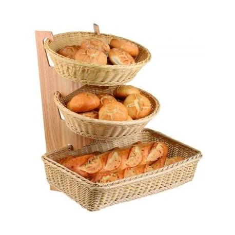 Stojak bufetowy na chleb
