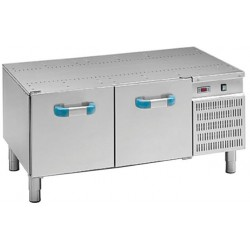 Podstawa chodnicze pod urządzenia stołowe, 2 drzwi MBM600