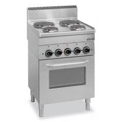 Kuchnia elektryczna z piekarnikiem elektrycznym MBM600
