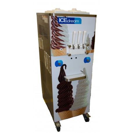 Maszyna do produkcji lodów świderków EFE 4000 AN
