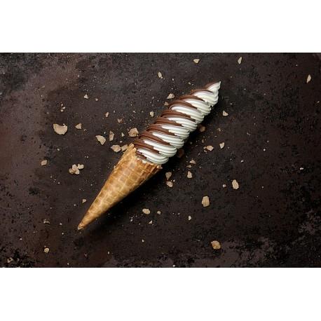 Mieszanka do lodów o smaku czekoladowym