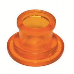 Klosz lampki kontrolnej pomarańczowej