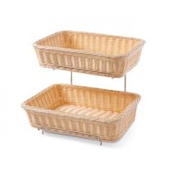 Koszyki do pieczywa - prostokątne GN 1,2