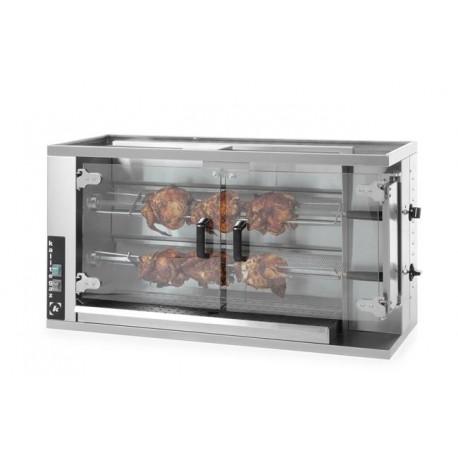 Rożen gazowy do kurczaków wsad 8-10