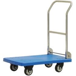 Wózek platformowy plastikowy