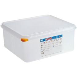 Pojemnik GN 2,3 150 polipropylen z pokrywką szczelną