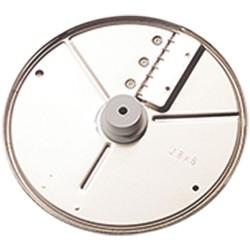 Tarcza tnąca, słupki 6x6 mm, Ø 175 mm