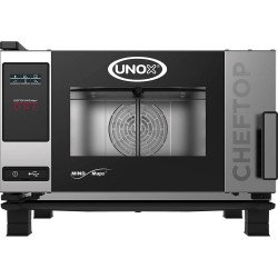 Piec konwekcyjno-parowy UNOX 3xGN1,1 ChefTop Mind.Maps one 5 kW