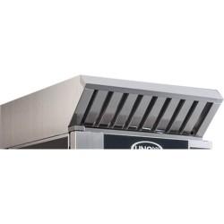 Okap z kondensatorem pary do pieców ChefTop EL 20xGN 1,1 i BakerTop 16x600x400
