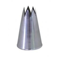 Końcówka gwiazda siedmioramienna 7 mm