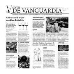 Pergamin - Cocina De Vanguardia (500 szt)