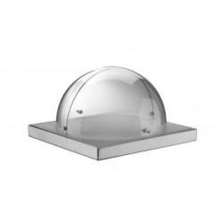 Pojemnik chłodzący z pokrywą roll-top kwadratowy
