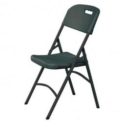 Krzesło cateringowe czarne