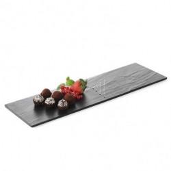 Deska z melaminy do serwowania imitacja łupka 525x160mm