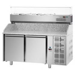 Stoły chłodnicze do pizzy PZ02MID80_VR