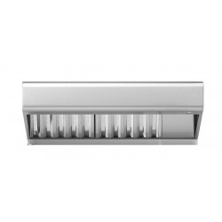 Okap z wentylatorem do pieców GRAFEN do pieców konwekcyjno-parowych Grafen manualnych i elektronicznych