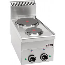 Kuchnia elektryczna stołowa MBM600 2-płytowa