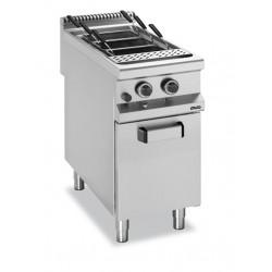 Urządzenie do gotowania makaronu i pierogów gazowe, na szafce - 40l, linia 900