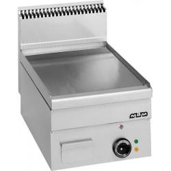 Płyta grillowa stołowa,gładka - elektryczna MBM600