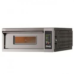 Piece do pizzy ze sterowaniem elektronicznym i manualnym PM 65.105 2 komory