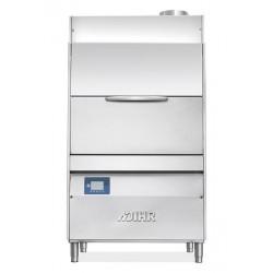 GRANULES 900 TR PLUS zmywarka do mocno zabrudzonych naczyń kuchennych z odzyskiem ciepła, z koszem O750 mm