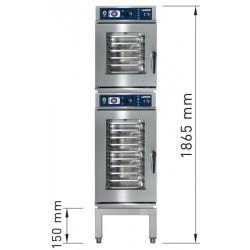 Zestaw akcesoriów do łączenia pieców elektrycznych CEV061 + CEV101
