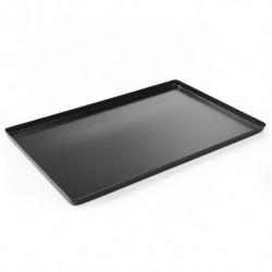 Taca cukiernicza ekspozycyjna - czarna 300x200x(H)20