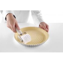 Rolka do ciasta dziurkująca - szerokość wałka 70 mm