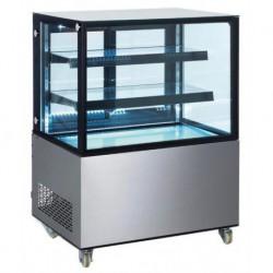 Witryna chłodnicza 2-półkowa 410 l