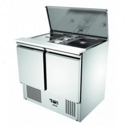 Stół chłodniczy, sałatkowy 900T2