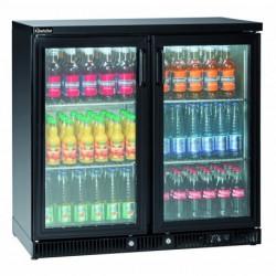 Chłodziarka do butelek 250L 2 drzwi