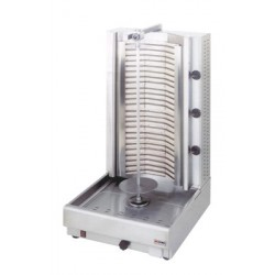 Kebab - grill elektryczny DE - 2 A