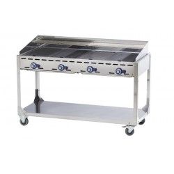 Grill Green Fire Kitchen Line 4-palnikowy