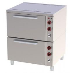 Piekarnik elektryczny 2x GN 2,1 EPP - 02