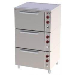Piekarnik elektryczny 3x GN 2,1 EPP - 03 S