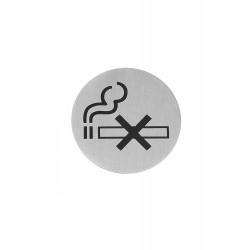 Tabliczka infomacyjna samoprzylepna - zakaz palenia