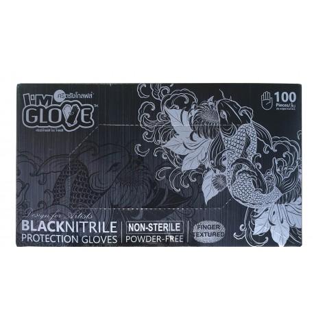 Rękawiczki czarne – rozmiary S/ M /L