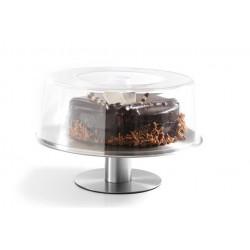Patera obrotowa do ciasta pokrywa