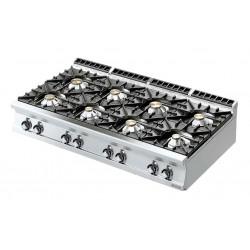 Kuchnia gazowa 8 palników Pct-916G