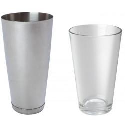 Shaker bostoński szklanica