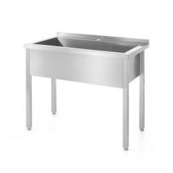 Stół z basenem jednokomorowym - spawany 811832