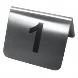 Tabliczka informacyjna z numerem 1-12